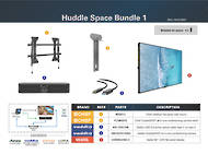Huddle Space Bundle 1