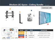 Medium UC Space - Ceiling Bundle